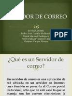 Servidor de Correo