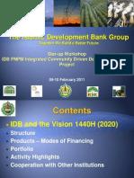 IDB PNPM Integrated Community Driven Development (ICDD) Project