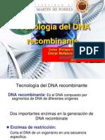 CLASE 16- TECNOLOGIA DEL ARN RECOMBINANTE.pptx