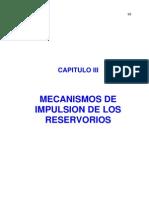 Cap. III - Mecanismos de Impulsion de Los Reservorios