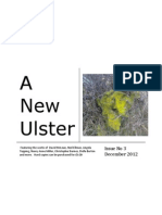 A New Ulster Issue Three