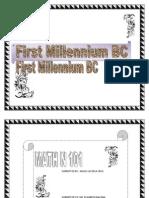 1st Millennium BC