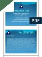 Per Clean Ion Alim Pres