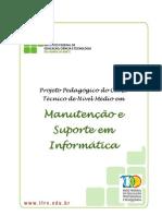 manutenção e suporte em informatica