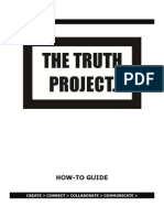 The Truth Project How-To Guide