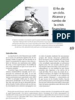 16452726 Chesnais F El Fin de Un Ciclo Alcance y Rumbo de La Crisis Financiera Laberinto n 2627 2008