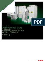 Acs800 Single Drive
