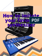 How to Imitate Your Favorite Synthesizer
