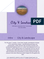 Presentation City and Landscapeeee