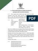 Putusan MK No.27 PUU IX 2011 (Lengkap)