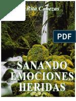 Sanando Emociones Heridas- Rita Cabezas
