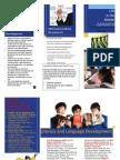 NELA Middle School Developmental Brochure