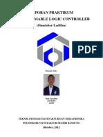 PLC(Programmable Logic Control) with simulator LadSim