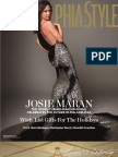 Philadelphia Style Magazine December/January 2012
