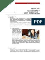 Grupo 10 - Negocios Menudistas y Vida Cotidianda