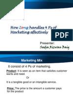 Zong Marketing Presentation