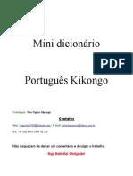 Dicionário Kikongo