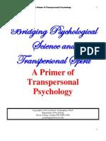 Important Cunningham Primer in Transpersonal Psy
