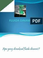 fluida dinamis 1