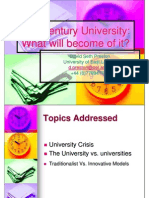 21st Century University