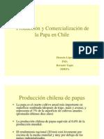 SP-Produccion y Comercializacion de Papa en Chile. Horacio Lopez,. INIA La Platina.