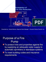 DS 3-7 Fire Protection Pumps (Data Sheet) - FM Global | Pump | Fire Nfpa Fire Pump Wiring Diagram on