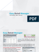 Easy Retail Manager pour Prestashop