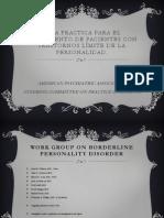 Guía Practica para el Tratamiento de Pacientes con