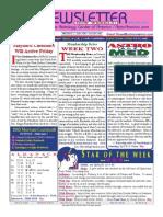 Astroamerica Newsletter December 04, 2012