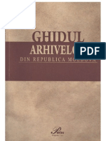 Ghidul arhivelor din Republica Moldova