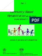 6140243 Community Based Rehabilitation Part I