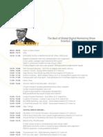 DDSS Seminer Programı
