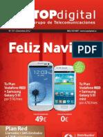 Revista TOPdigital Diciembre 2012