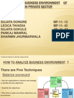 Analysis of Business Environment of Top 5 Banks.ppt 2.Ppt 1