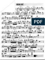 [Music Score] Big Band - Moonlight Serenade_2