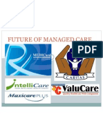 Future of Managed Care