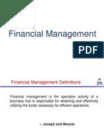 4 1 Financial Management