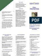 Fall Protection Brochure