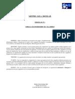 CIRCULAR Nº 1 NORMATIVA DE INSCRIPCION DE JUGADORES