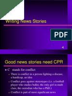 Writing News