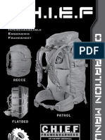 Granite Tactical Gear CHIEF Operation Manual
