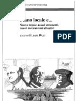 Ricci L - Gli Standard Urbanistici e i Diritti Collettivi