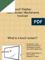 Touchscreens Finall New
