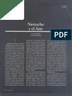 Nietzsche y El Arte (M. Parmeggiani)