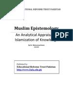 Muslim Epistemology