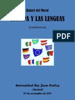 Europa y Las Lenguas