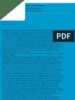 Canguilhem, G. - El Objeto de La Historia de Las Ciencias