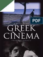 A history of Greek cinema