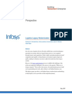 Logistics Legacy Modernization