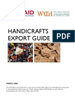 Hndcrft Export Guide...No Use